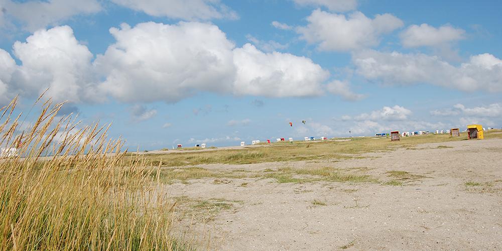 Strand in Hooksiel